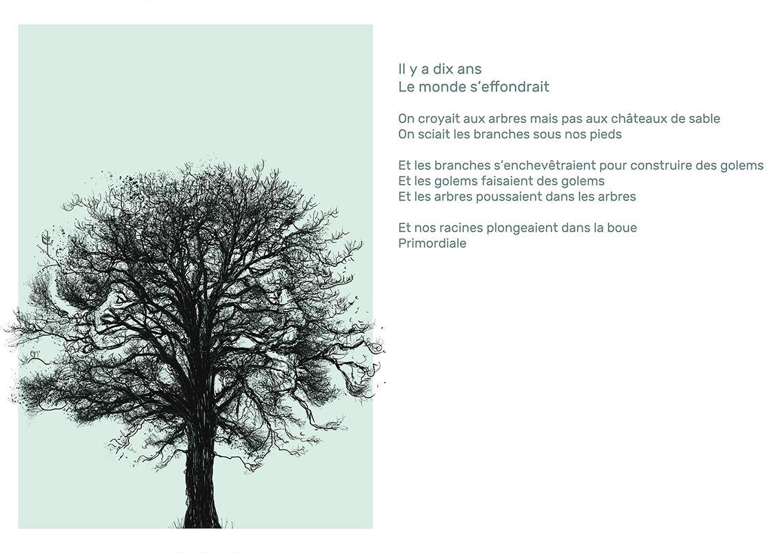Poèmes illustés - 1 Hérédité SD
