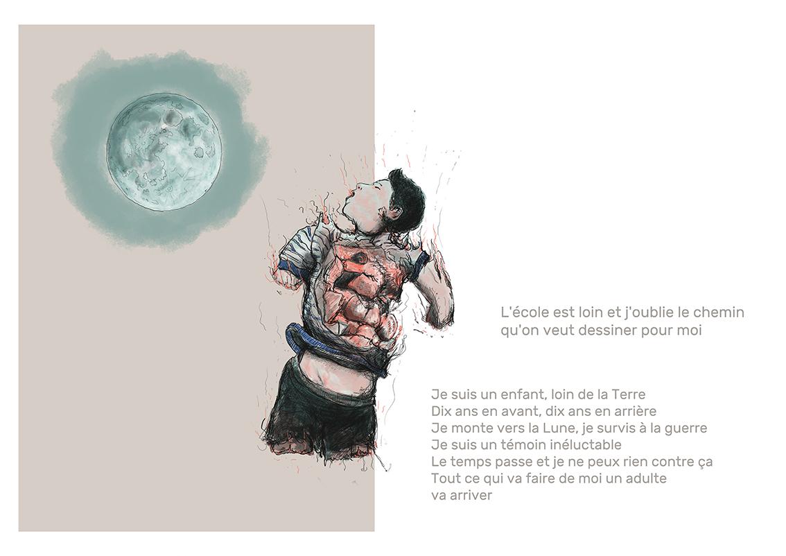 Poèmes illustés - 2 Enfance SD