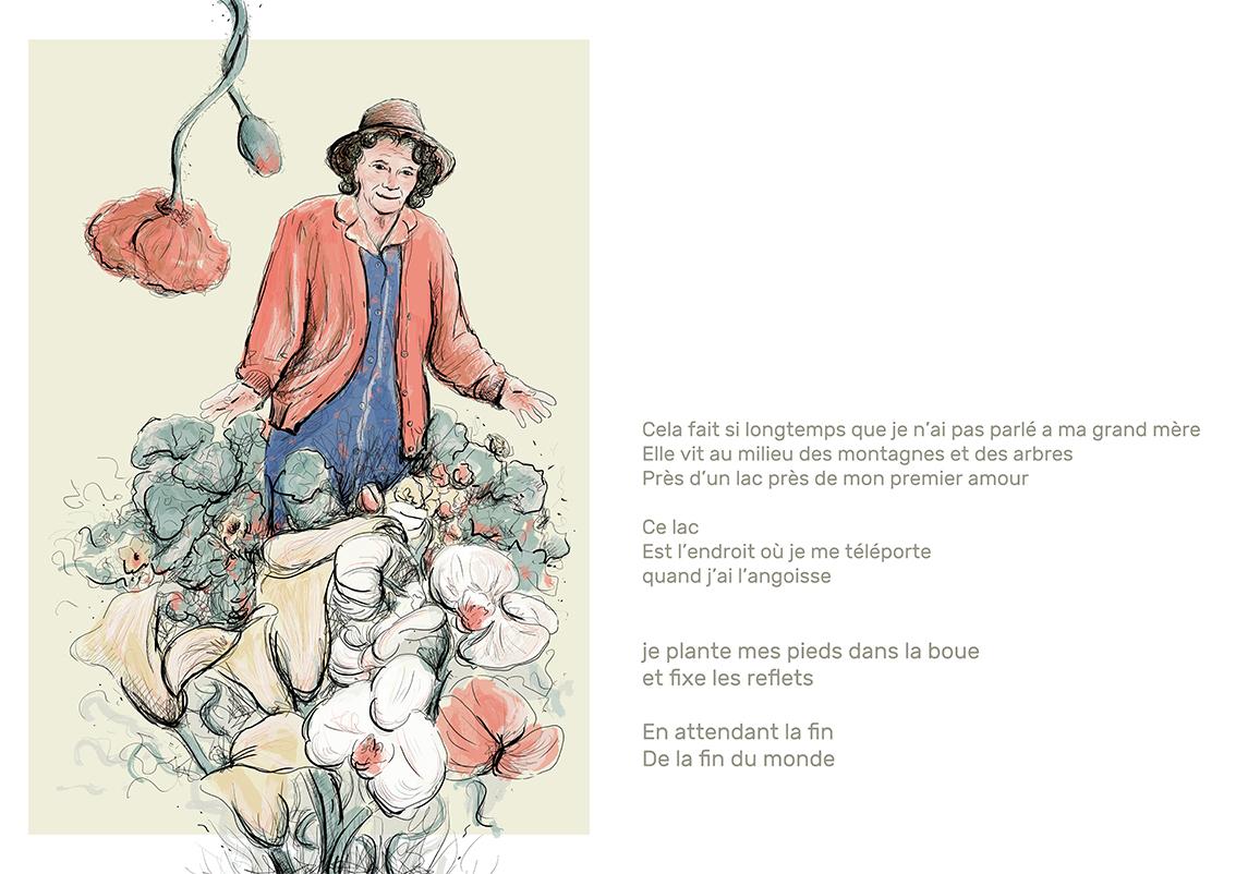 Poèmes illustés - 5 Vieillesse SD